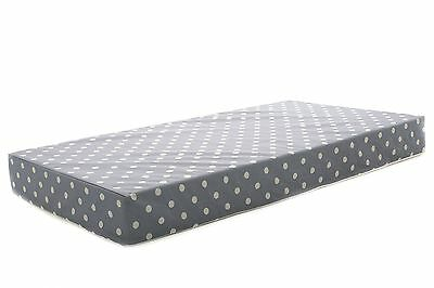 Milliard Hypoallergenic Baby Crib Mattress or Toddler Bed Mattress With Water...