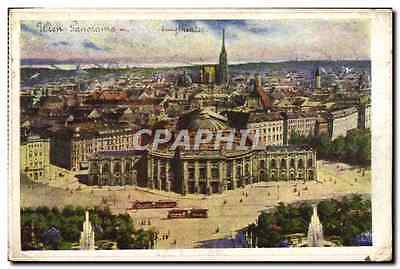CPA Wien Panorama