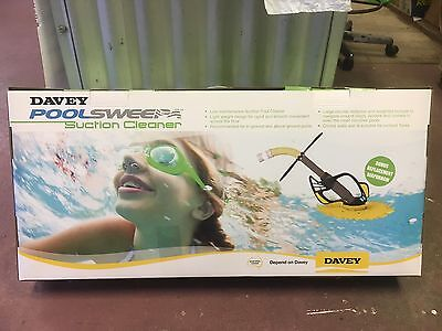 Davey Sweepa Automatic Pool Suction Cleaner
