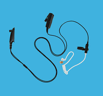 Maxtop Noise Reudced Headset Replace Cable for Motorola HT1250 HT750 HT1250LS