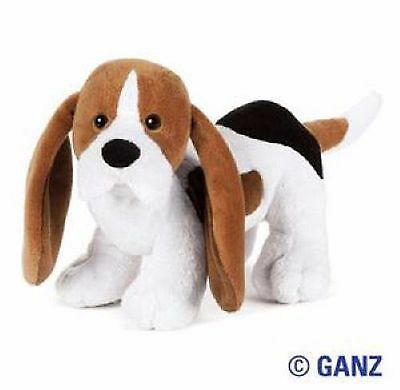 Webkinz Hound Dog  - New With Unused Tag/code