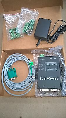 New Sunpower Commercial Pv Supervisor Monitoring System Sms-Pvs20R1 Nib