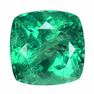 6.100Cts Masterpiece Collection Blue Green Natural Apatite Cushion Gemstones