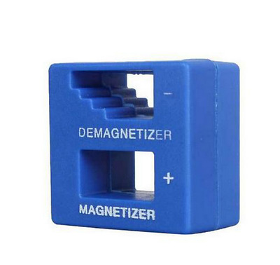 Home Magnetizer Demagnetizer Tool Blue Screwdriver Magnetic Pick Up tool