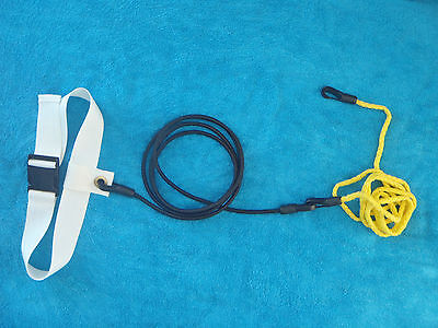Swimming Harness - Pool Resistance Fitness Training - Fits up to 145cm waist