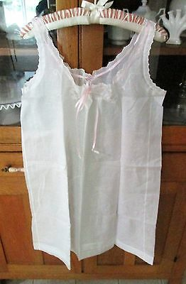 Vintage 1930 Slip/Nightgown  Small