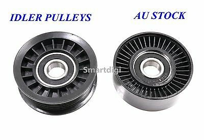 Drive Belt Idler Pulley For Ford Falcon EF EL AU BA BF FG 4.0 Fairmont Fairlane
