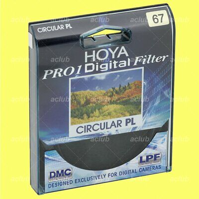 Genuine Hoya 67mm Pro1D CPL Digital C-PL Circular Polarizing Filter
