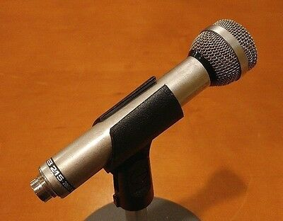 Vintage Rare MBHO (Haun) MB215 Professional Cardioid Dynamic Microphone