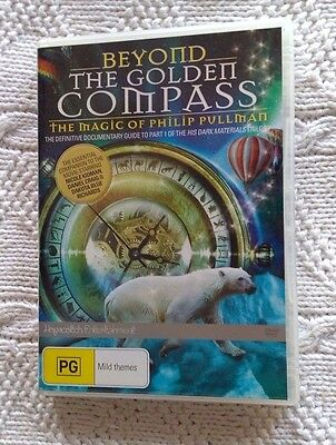 Beyond The Golden Compass: The Magic Of Philip Pullman (Dvd) R-4, Like New