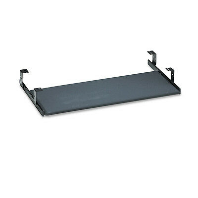 Bush AC99808, Black Business Furniture Universal Keyboard Shelf