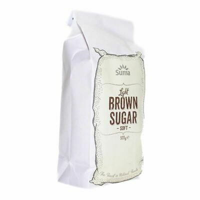 Suma Prepacks | Soft Light Brown Sugar | 3 x 500g