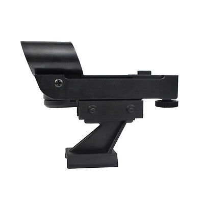 Red Dot Finder Scope Sighting Device w/ Dovetail Base for Astronomical Telescope