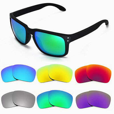 Polarized Replacement Lenses for Holbrook Sunglasses - Multiple Color