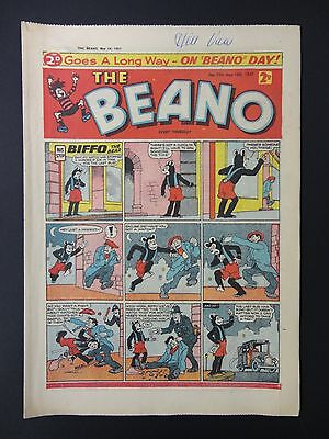 The Beano Comic No. 774 - May 18th 1957, Fine Copy
