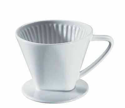 Cilio Coffee Filter Holder - Porcelain - #2