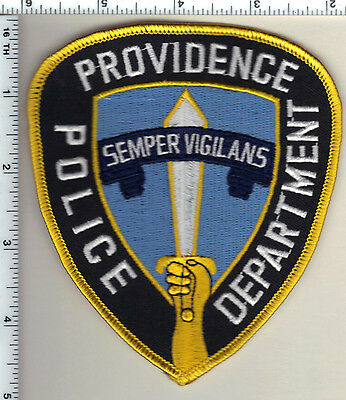 Providence Police (Rhode Island) Shoulder Patch from 1992