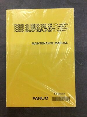 FANUC AC Servo Motor αis Maintenance Manual