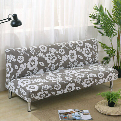 3-Seater Sofa Slipcover Stretch Protector Soft Couch Bed Cover Washable 10Styles