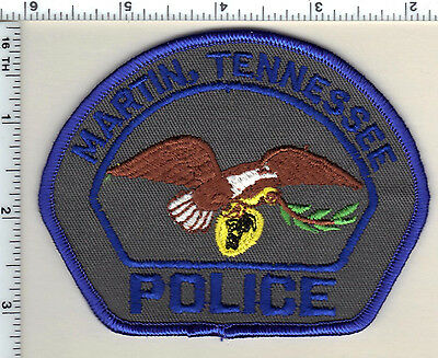 Martin Police (Tennessee) Shoulder Patch from 1997