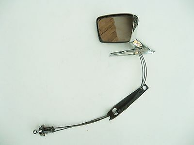 1967 67 68 Mustang Fairlane Galaxie LH Left Hand Remote Mirror... Nice Original