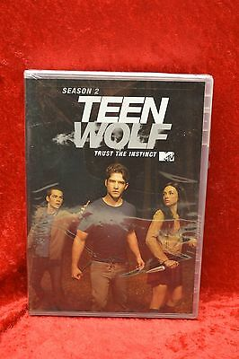 Teen Wolf: The Complete Season Two (DVD, 2013, 3-Disc Set)