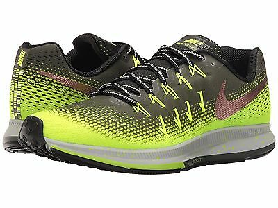 hot sale online a66a8 3c45d MEN'S NIKE ZOOM Pegasus 33 Shield Running Shoes, 849564 300 Multip Sizes  Cargo K