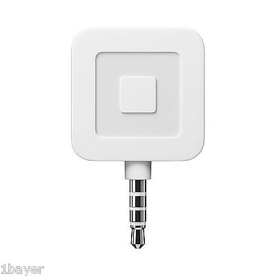 Square iPad iPhone Android Mobile Credit Visa Master Card POS Payment Reader