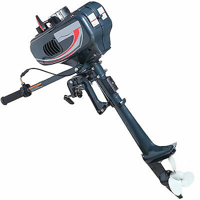2.5kw(3.5HP) Boat Engine Outboard Motor 2-Stroke CDI system Fishing Boat Engine