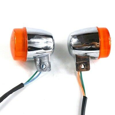 2PCS Znen 150T-E 150cc Heritage Scooter Reverse Turn Signal Backup Light bulb