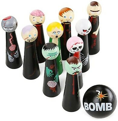 Front Porch Bowling Zombies