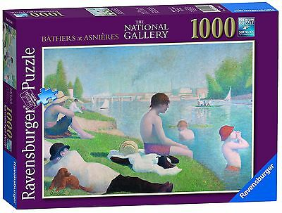ravensburger the national gallery seurat the bathers 1000pc