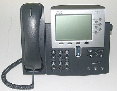 Cisco CP-7962G PoE IP Phone