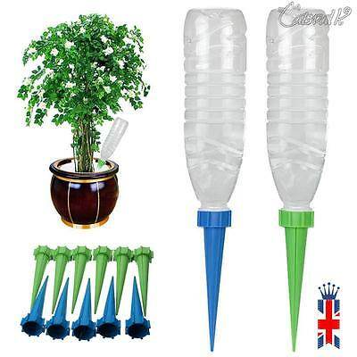 28pcs Automatic Watering Irrigation Spike Garden Plant Flower Drip Sprinkler