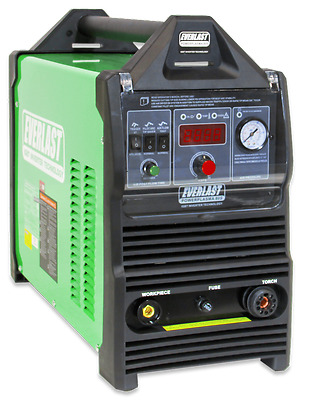 Everlast POWERPLASMA 80S CNC PACKAGE PLaSMA CUTTER 80AMP with PTM-80 CNC torch