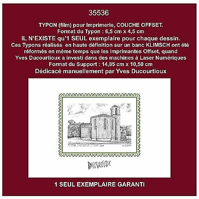 035536 - TYPON à Carte Postale rub. CPA CPM  13188 CHATEAUNEUF LE ROUGE