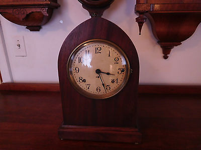 Five Bell Sonora Chime Clock