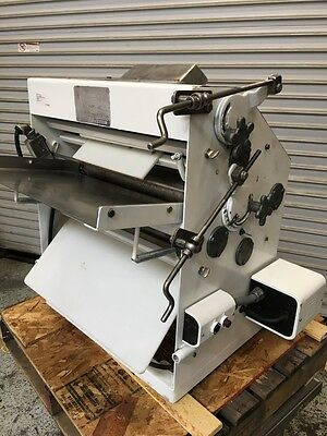 Bench Pizza Dough Roller Sheeter Acme 11 #6601 Commercial Rolling Machine NSF