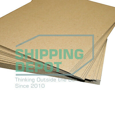 "1-500 8.5""x11"" 50PT .050"" THICK Chipboard Scrapbooking Cardboard Sheets 8.5 x 11"