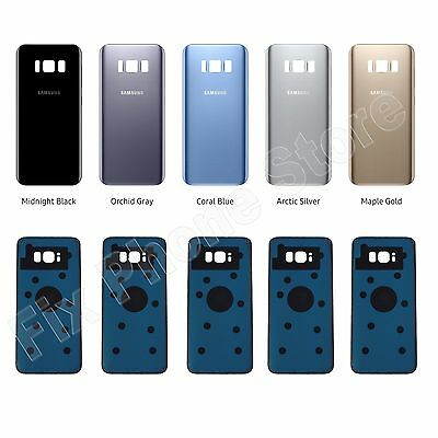 OEM Back cover Housing Glass Cover Battery Rear for Samsung Galaxy S8 G955 PLUS