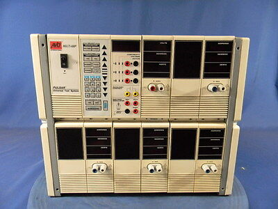 Megger PULSAR Universal Test System Analyzer 30 Day Warranty