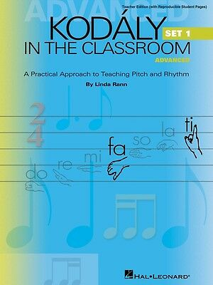 Kodaly in the Classroom - Advanced Set 1 - Classroom Music Book
