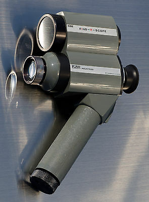 FJW FIND-R-SCOPE Infrared Viewer with IR light