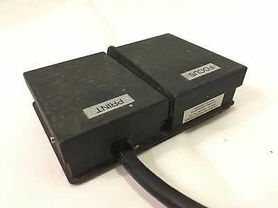 Simmon Omega Dual Pedal Footswitch for Electronic Precision Timer II