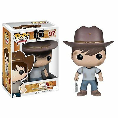 Funko Pop! Television: The Walking Dead Series 4 Carl 97 3802