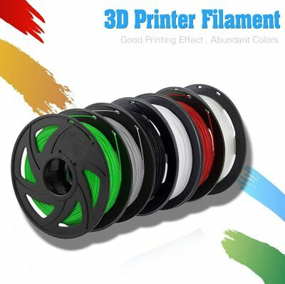 3D Printer Printing Filament ABS PLA 1.75mm 1KG Spool Aussie Stock Hot Colour