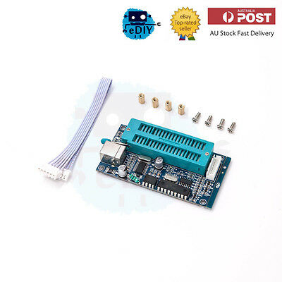 PIC USB Automatic Programming Develop Microcontroller Programmer K150 ICSP OK