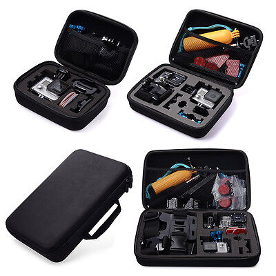Travel Carry Case Bag For GoPro Hero 3+/3 Hero 4 Wear-resistant Shock Absorption