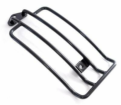 Luggage Rack Black - For Dyna from 2006