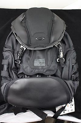 Oakley Kitchen Sink Backpack Stealth Black One Size New In Box 92060a013